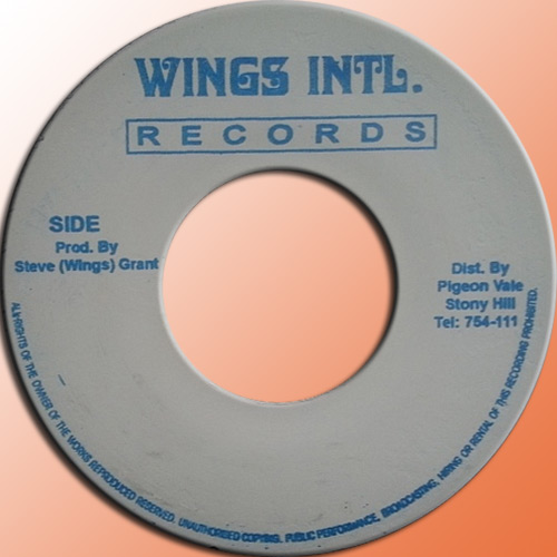 Wings Intl Records